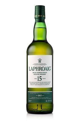 Beam Suntorys Laphroaig 15-Year-Old