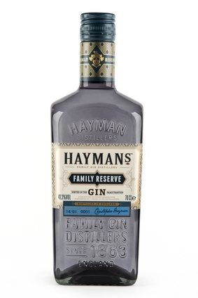 The new gin has a stronger abv