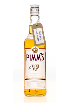 Pimms No. 6 Vodka Cup will return next summer, Diageo said