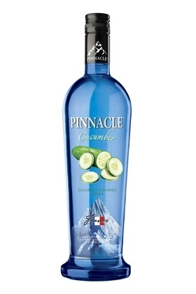Beam Suntory has launched a cucumber-flavoured Pinnacle Vodka