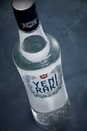 Diageo is aiming for a global expansion of Yeni Raki