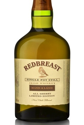 Irish Distillers Redbreast Mano a Lámh