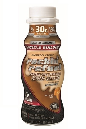 The new drink contains 30g of protein