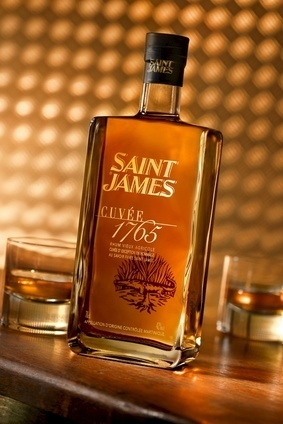 La Martiniquaises Saint James rum claims to be one of the oldest in the world