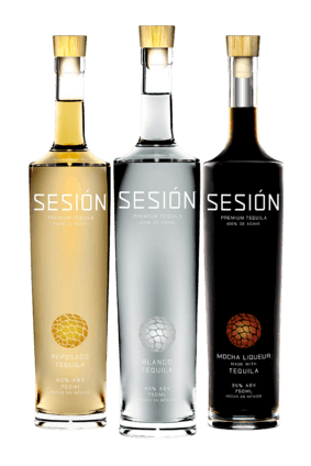 Sesion Tequila comes in three variants