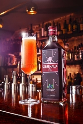 Greenalls Sloe Gin, launching next month