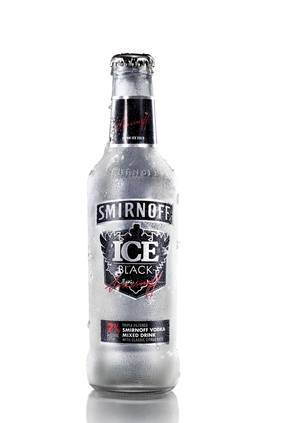 Diageo is launching Smirnoff Ice Black and its parent brand in India