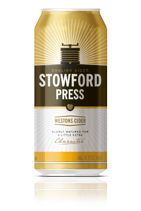 "The new ""simplified"" design for Stowford Press that is being launched in the UK"