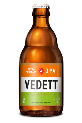 Duvel is looking for UK stockists for Vedett Extraordinary IPA