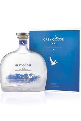 Bacardis Grey Goose VX comprises vodka blended with Cognac - but is this innovation?