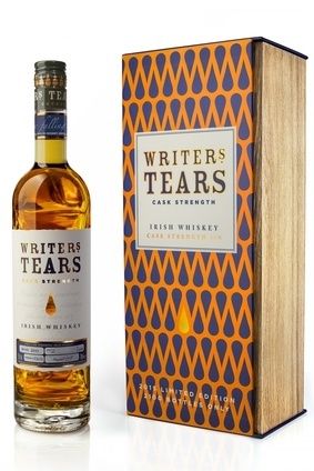 Walsh Whiskey Distillerys Writers Tears Cask Strength 2015