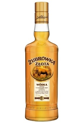 Zubrowka Zlota, which launched in Poland today (10 July)