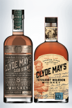 Conecuh Ridge Distillers' Clyde May's straight Bourbon, Cask Strength whiskey