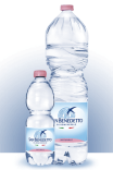 San Benedetto produces a number of Italian bottled mineral waters