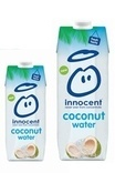 Innocent launched its coconut water brand in the UK in May
