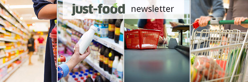 Sign up today for just-food FREE daily newsletter