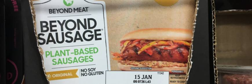 Beyond Meat hails fast-food deals but shares fall on Q4 results