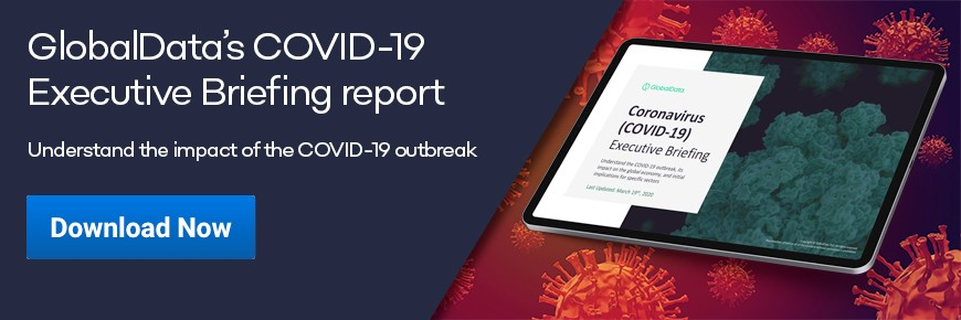 Download GlobalData's Covid-19 FREE executive briefing
