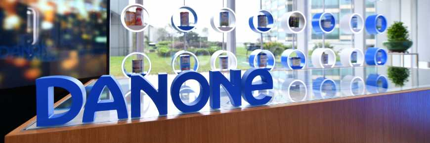 Danone executive shake-up, asset review