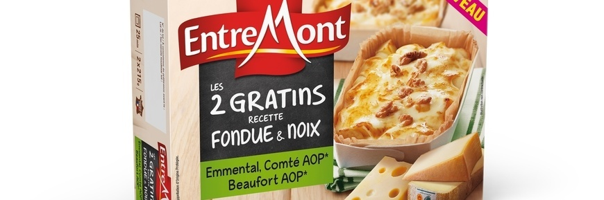 Cheese maker Entremont moves into frozen food