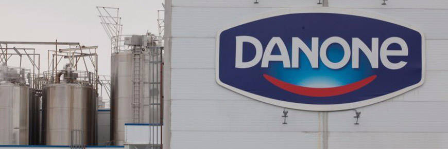 Danone eyes efficiency, agility with new structure