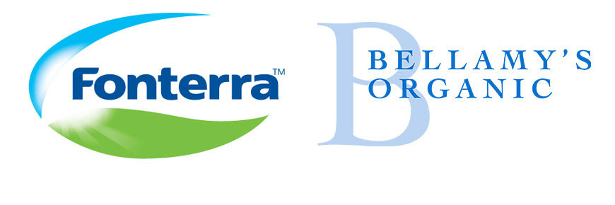 Fonterra, Bellamy's strike baby nutritionals partnership