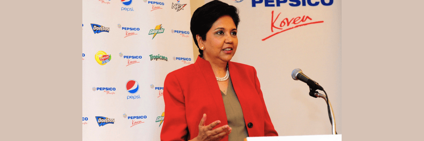 PepsiCo CEO Indra Nooyi warns