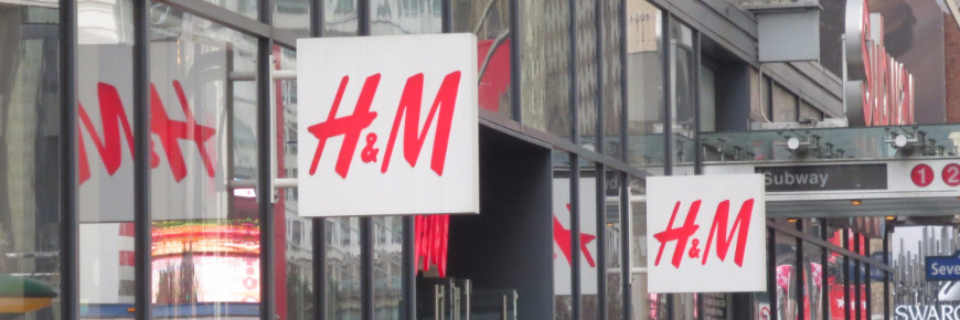 H&M uses consumer data to launch custom collection