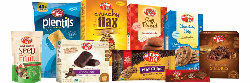 How Mondelez International's ownership is helping Enjoy Life grow – interview