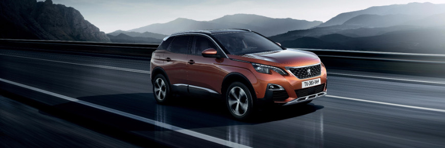 Peugeot reveals revamped 3008 compact SUV