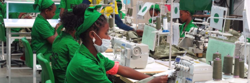 Why now is the time to empower women workers in Ethiopia