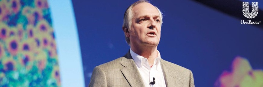 Unilever 'starts process to find successor to CEO Paul Polman'