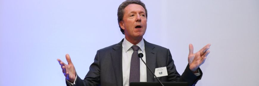 Premier Foods CEO Gavin Darby to step down