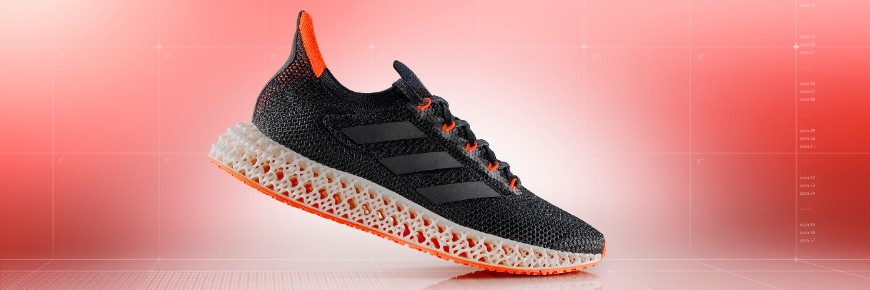 Adidas harnesses data for 3D printed midsole