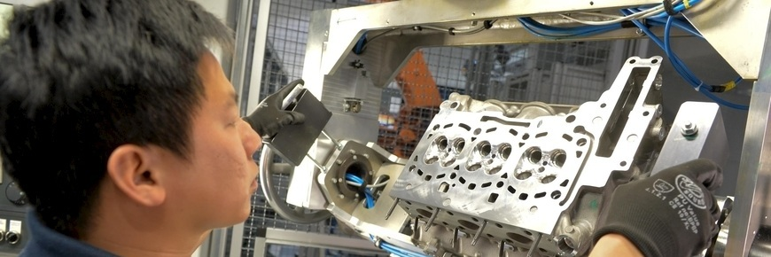 UK: BMW completes engine plant revamp