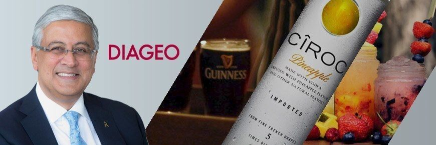 Challenges remain as Diageo posts flat FY sales