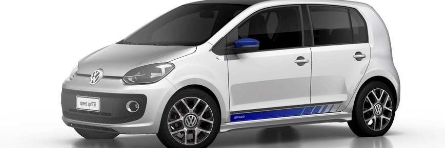 BRAZIL: VW Up TSI makes debut in Brazil before Europe