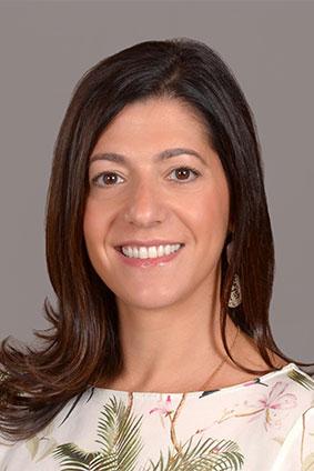 Rima Sawaya, Pernod Ricard's senior brand manager for coffee liqueur Kalhua