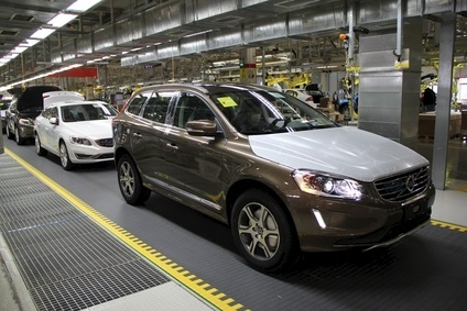 sweden volvo cars to build us factory automotive industry news just auto just auto