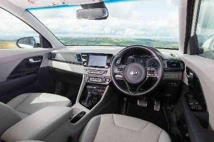 Interior Design And Technology Kia Niro Phev Automotive Industry Analysis Just Auto