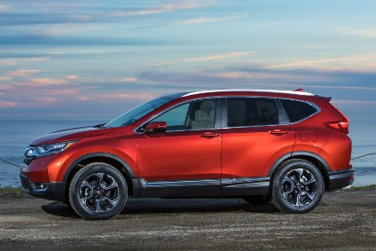 Will New 2hx Cr V Give Honda Europe The Boost It Needs Automotive Industry Analysis Just Auto