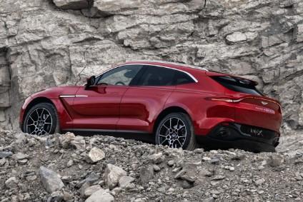 Future Models Aston Martin Lagonda Automotive Industry Analysis Just Auto