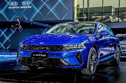 Beijing Kia Shows K5 And Carnival Automotive Industry News Just Auto