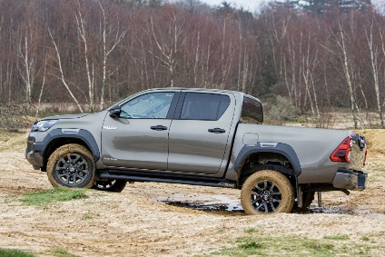 Invincible Double Cab line-up starts at GBP34,925, or GBP29,157.50 as a Commercial with Maximum Claimable VAT deducted