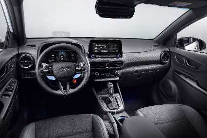 A Rear Seat Alert and Safe Exit Warning have been added to the Hyundai Kona.